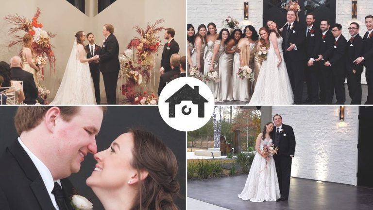 Sarah and Ben's Wedding at Jennings Trace filmed by PhotoHouse Films premier wedding Videographers Austin