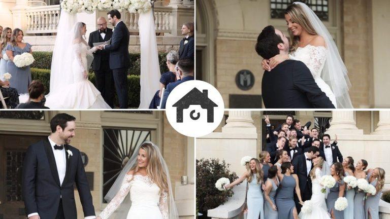 Lindy & Patrick's Wedding at Hotel Ella filmed by PhotoHouse Films, premier Austin Wedding Videographers Texas