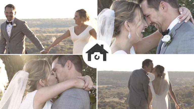 Morgan & Justin's wedding filmed by the best wedding photographers Austin - Photohouse Films