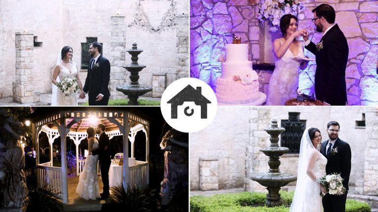 Cathy & Mark's wedding at Vista on Seward Hill filmed by PhotoHouse Films - premier austin wedding videographers Texas