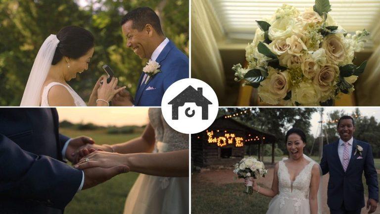wedding filmed by Will Herrington, creative wedding videographer in Austin, Texas