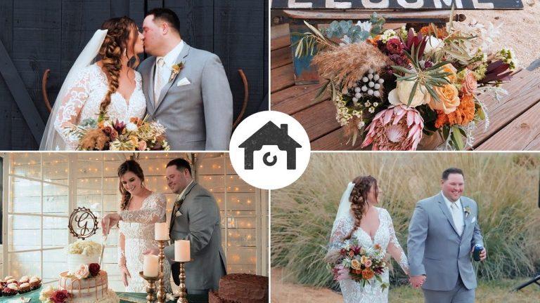 wedding filmed by PhotoHouse Films, creative Texas Wedding Videographers