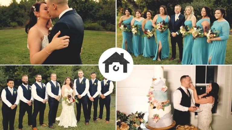Jessica & Jacob's wedding filmed by Will Herrington creative director at PhotoHouse Films