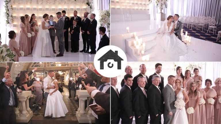 cinematic wedding videography in Austin by PhotoHouse Films