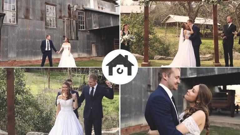 Ashley & Sam's wedding videography and photography by PhotoHouse Films.
